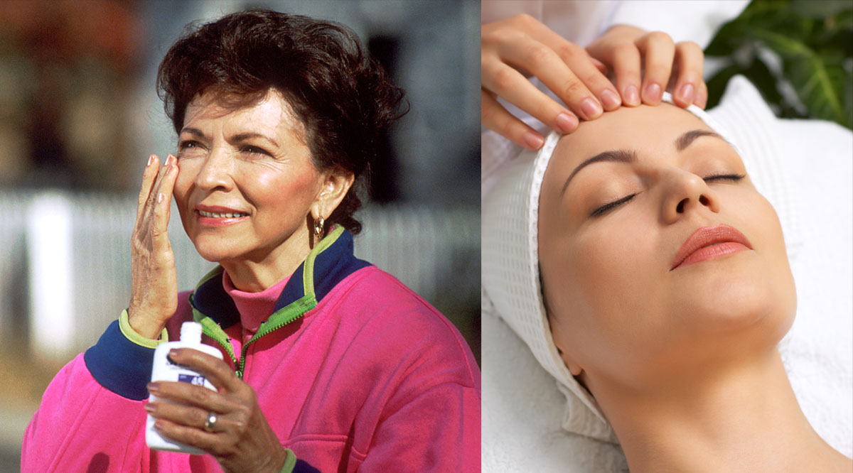 Ayurved for skin wrinkles and anti-aging